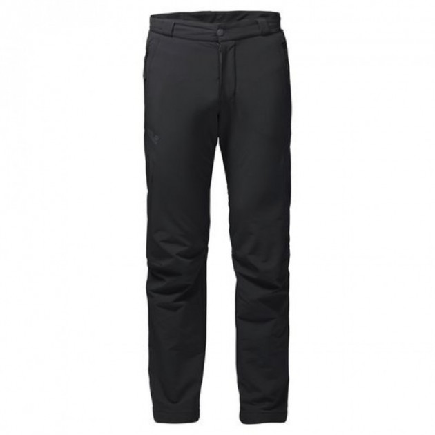 Брюки ACTIVATE THERMIC PANTS MEN Jack Wolfskin 1503601-6000 46 Черный (4055001281220)