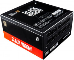 1st Player Black Widows Series PS-700AX Modular 700W (PS-700AXBW-FM)