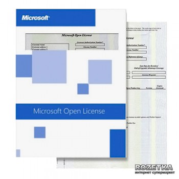 Офісний додаток Microsoft Office 365 Plan E1 Open ShrdSvr Single-Russian SubsVL OPEN NL Annual Qualified (Q4Y-00003)