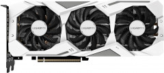 Gigabyte PCI-Ex GeForce RTX 2070 Gaming OC White 8GB GDDR6 (256bit) (1725/14000) (USB Type-C, HDMI, 3 x Display Port) (GV-N2070GAMINGOC WHITE-8GC)