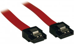 Кабель Tripp Lite Power SATA Latching Signal Cable 7Pin - 7Pin 0.3 м (P940-12I)