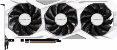 Gigabyte PCI-Ex GeForce RTX 2080 Gaming OC White 8GB GDDR6 (256bit) (1710/14000) (Type-C, HDMI, 3 x DisplayPort) (GV-N2080GAMINGOC WHITE-8GC)