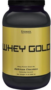 Протеин Ultimate Nutrition Whey Gold 908 g /27 servings/ Chocolate 908 г