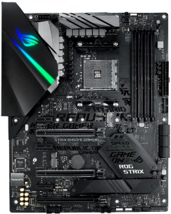 Материнская плата Asus ROG Strix B450-E Gaming (sAM4, AMD B450, PCI-Ex16)