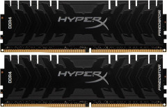 Оперативная память HyperX DDR4-4133 16384MB PC4-33000 (Kit of 2x8192) Predator (HX441C19PB3K2/16)