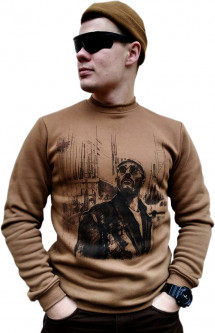 Свитшот P1G-Tac WS-Loner (Winter Sweatshirt Loner Spirit) UA281-29911-LN-CB 2XL Coyote Brown (2000980457113)