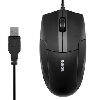 Миша Acme MS14 USB Black (4770070878187)