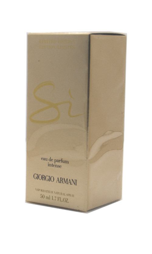62534820. Парфюмированная вода Giorgio Armani SI Intense NIGHT LIGHT ... 7ac1acce22ba1