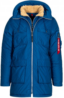 Куртка Alpha Industries N-3B Skytrain Parka MJN48505C1 M Blue No.9
