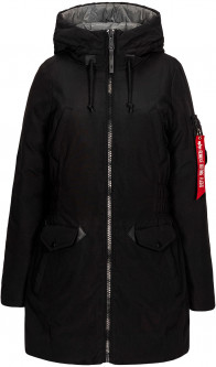 Пуховик Alpha Industries N-3B Down Parka W WJN48500C1 S Black