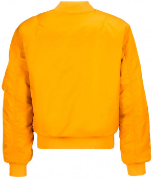 Бомбер Alpha Industries MA-1 Coalition Blood Chit MJM48500C1 Golden Yellow