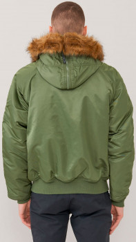 Куртка Alpha Industries N-2B Parka Sage Green