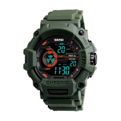 Часы Skmei 1233 Army Green BOX (1233BOXAG)