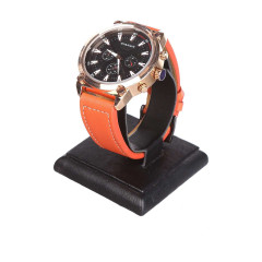 Часы Guanqin Gold-Black-Orange GS19080 CL (GS19080GBO)