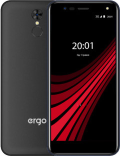 Ergo V540 Level Dual Sim Black