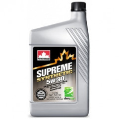 Моторное масло Petro-Canada Supreme Synthetic 5w-30 1 л