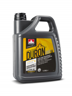 Моторное масло Petro-Canada Duron UHP E6 10W-40 5 л