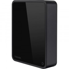 "Накопитель внешний HDD 3.5"" USB 2.0TB Toshiba Canvio for Desktop Black (HDWC320EK3JA)"