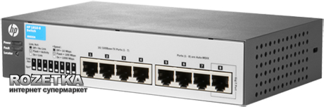 HP 1810-8G v2 Switch - Newegg.com