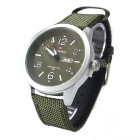 Годинник Naviforce 9101SVG Silver-Green