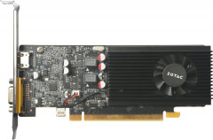 Zotac PCI-Ex GeForce GT 1030 LP 2GB GDDR5 (64bit) (1227/6000) (HDMI, VGA) (ZT-P10300E-10L)