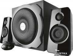 Акустическая система Trust Tytan 2.1 Subwoofer Speaker Set Black (19019)