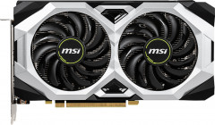 MSI PCI-Ex GeForce RTX 2070 Ventus 8GB GDDR6 (256bit) (1410/14000) (HDMI, 3 x DisplayPort) (GeForce RTX 2070 VENTUS 8G)