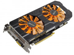 Видеокарта Zotac GeForce GTX760 2Gb DDR5 256 bit DVI HDMI Refurbished