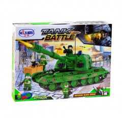 Конструктор Winner Tank Battle 533 детали 1314 (tsi_53289)