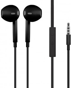 HeyDr Y-03 Wired Earphones Black