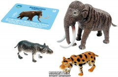 Набор Geo World Ice Age Experience Prehistoric Animal Kit (CL170K)