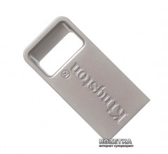 Kingston DT Micro 3.1 16GB Metal Silver USB 3.1 (DTMC3/16GB)