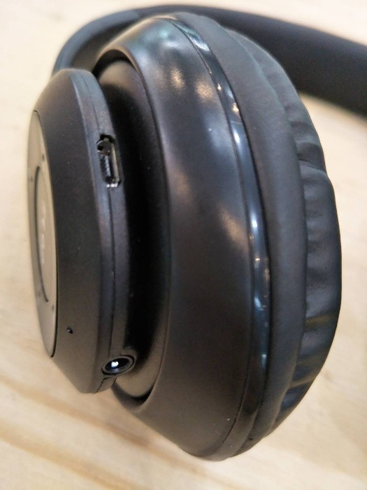 Наушники HEADPHONE Wireless P15 Черные eda52350e1d34