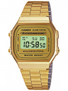 Часы CASIO A168WG-9EF Collection 35mm 3ATM - изображение 1