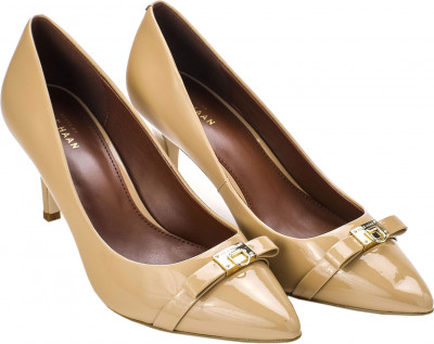 5aad3ef3dc6e Акция Лодочки Cole Haan Juliana Dtl Pump 75 W02388 37 (7) 24.5 см Maple  Sugar