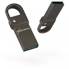 USB флеш накопитель eXceleram 32GB U6M Series Dark USB 3.1 Gen 1 (EXU3U6MD32)