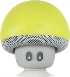 MOB Mushroom Speaker Yellow (MUSH-YELL)