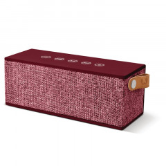 Fresh 'N Rebel Rockbox Brick Fabriq Edition Bluetooth Speaker Red (1RB3000RU)