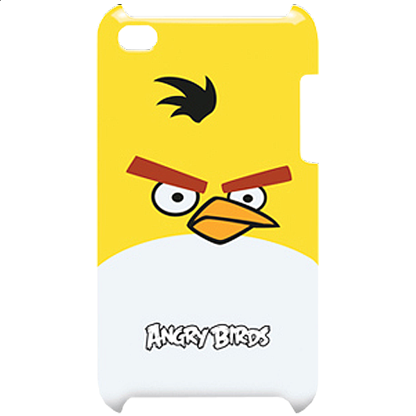 чехол накладка Gear4 Angry Birds Protective Case Bird Yellow For Ipod Touch 4g Tcab402