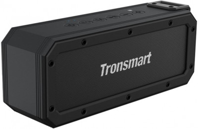 Акустична система Tronsmart Element Force+ Waterproof Portable Bluetooth Speaker Black (FSH78893)