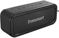 Tronsmart Element Force Waterproof Portable Bluetooth Speaker Black (FSH77680)