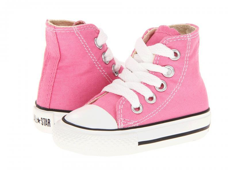 ... dbc6a57cac7 Детские кеды Converse Kids Chuck Taylor All Star High Pink  размер 28 (115418- ... 8d01bf2913b23