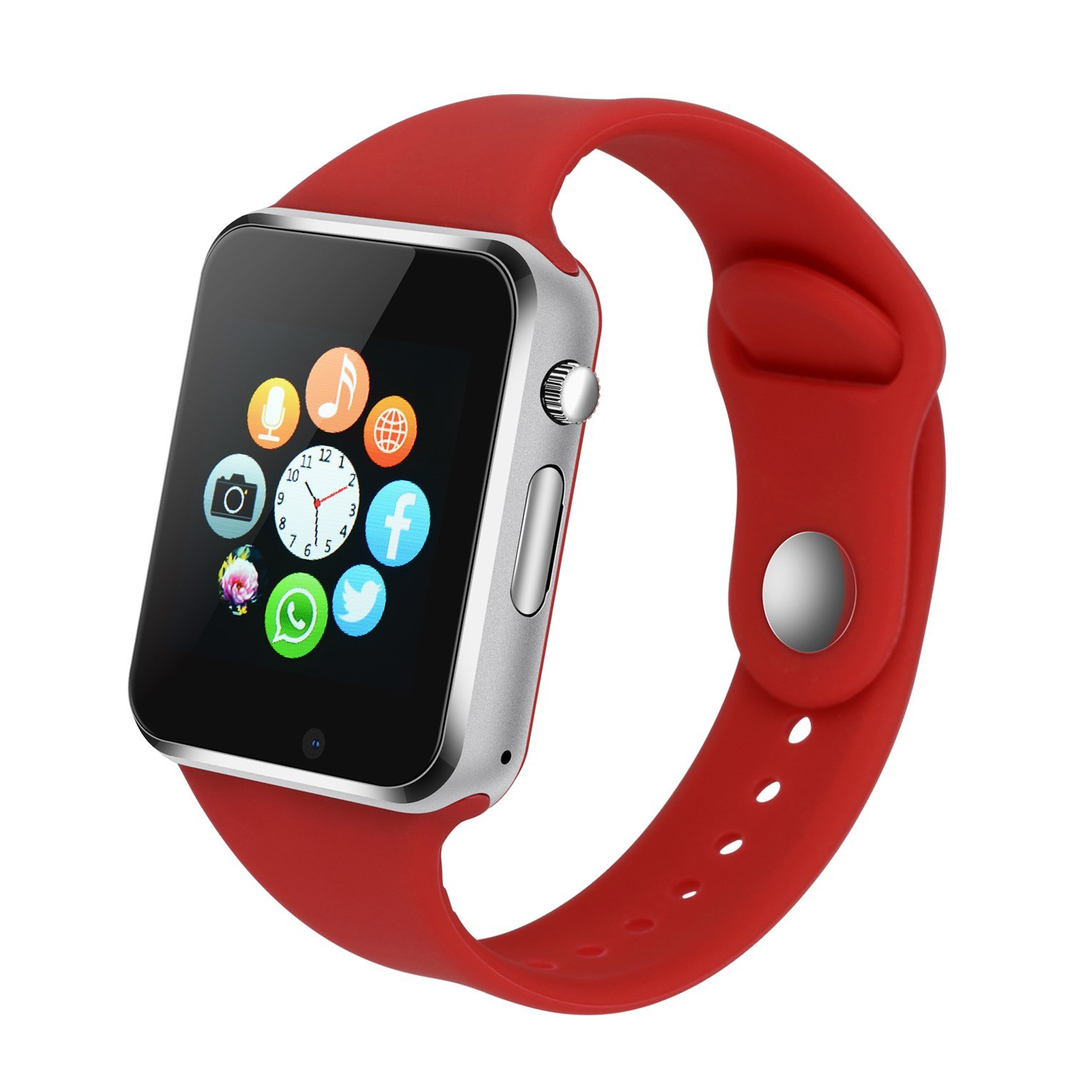 Rozetka.ua   Смарт-часы SmartWatch UWatch A1 Red (3). Цена, купить ... e20849e6855