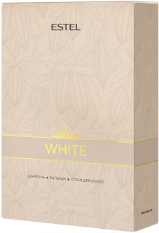 Набор Estel Professional Otium Chocolatier White Chocolate Bar (4606453057033)