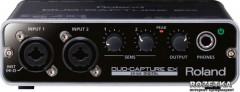Аудиоинтерфейс Roland Duo-Capture EX (UA-22)