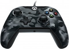 Wired Controller for Xbox One & PC Phantom Black
