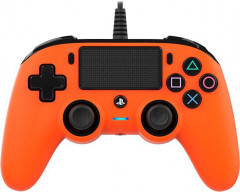 Nakon Wired Compact Controller PS4 Orange