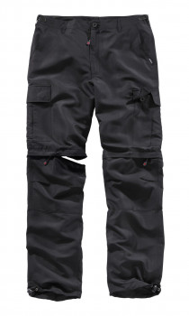 Чоловічі карго штани Surplus Outdoor Trousers Quickdry Schwarz