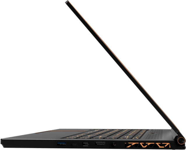 Ноутбук MSI GS65 Stealth Thin 8RF (GS658RF-493XUA) Black