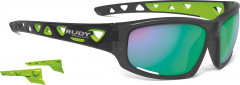 Очки Rudy Project Airgrip Crystal Graphite Multilaser Green (SP434195-0000)
